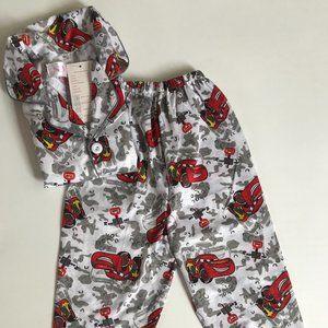 NJOY Car Pajama Set NWT